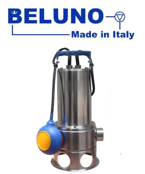 bơm chìm nước thải inox beluno