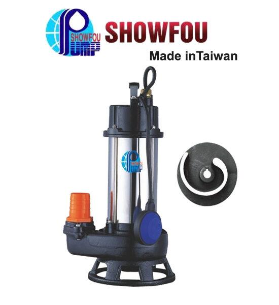 Bơm chìm nước thải ShowFou Model: SSA-112D 750W